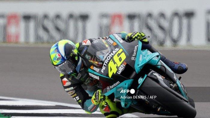 Keinginan Terakhir Valentino Rossi Sebelum Pensiun dari MotoGP 2021
