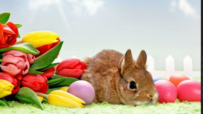 KUMPULAN Ucapan Selamat Paskah 2021 Untuk Kartu Ucapan Paskah, Hari Raya Paskah 4 April 2021