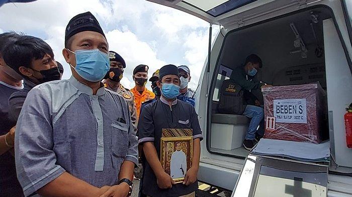 Korban Sriwijaya SJ 182 Asal Ketapang Terindentifikasi, Keluarga Tunggu Proses Pemulangan Jenazah