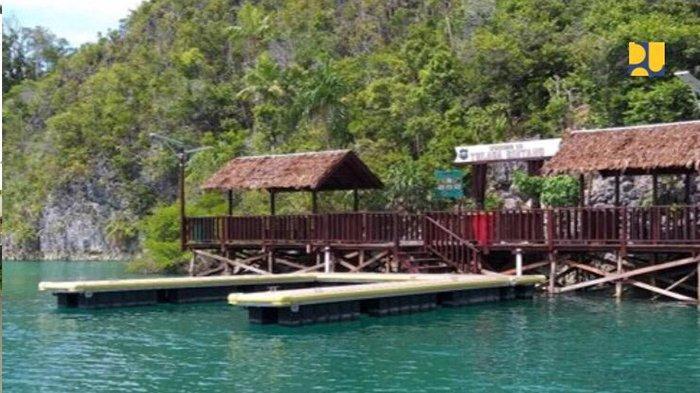 Kementerian PUPR Bangun Infrastruktur Penunjang Pariwisata di Bukit Piaynemo Raja Ampat
