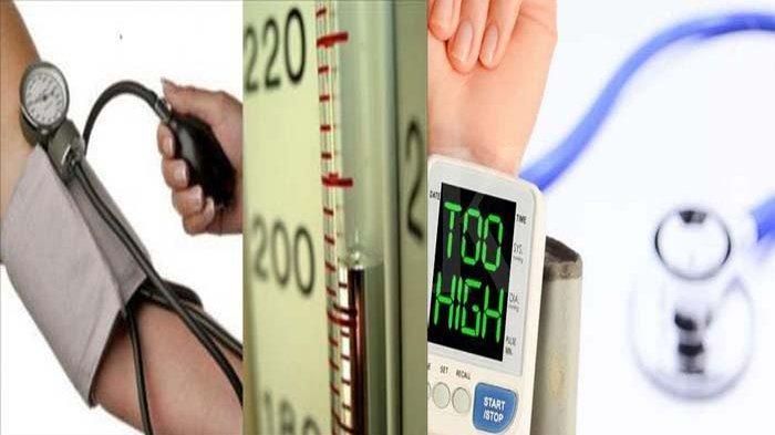 KENALI Gejala Hipertensi, Untuk Mengatasi Hipertensi Dapat Mengkonsumsi Buah - Buahan Ini