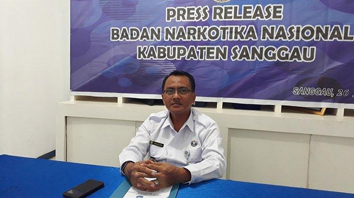 Sampai Saat Ini BNNK Sanggau Sudah Rehab 33 Orang Pengguna Narkotika