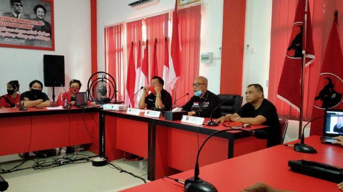 Ketua Fraksi PDIP Martinus Sudarno Kenang Sosok Almarhum Bambang Ganefo