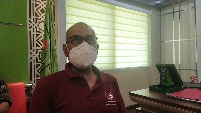 Dinas Lingkungan Hidup dan Kehutanan Kalbar Catat 90 Hektar Lahan di Kalbar Sudah Terbakar