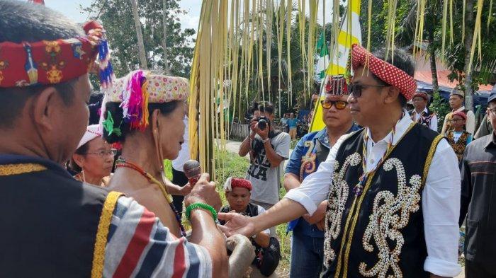 Pemda Kapuas Hulu Dukung Festival Budaya Kayaan Mendalam