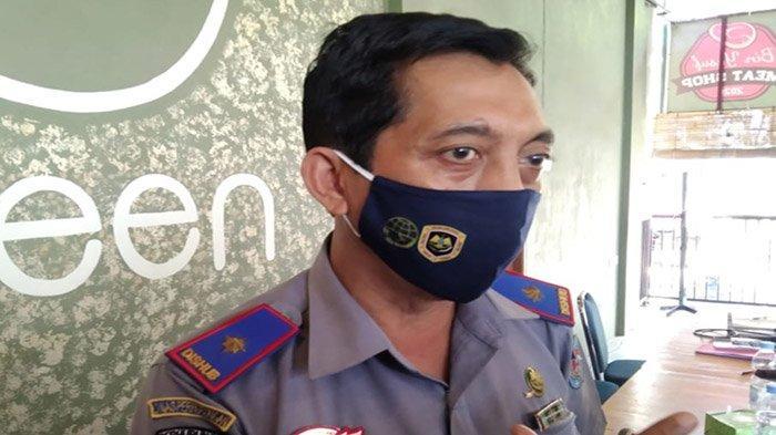 Kepala Dinas Perhubungan Kabupaten Kubu Raya, Odang Prasetiyo.