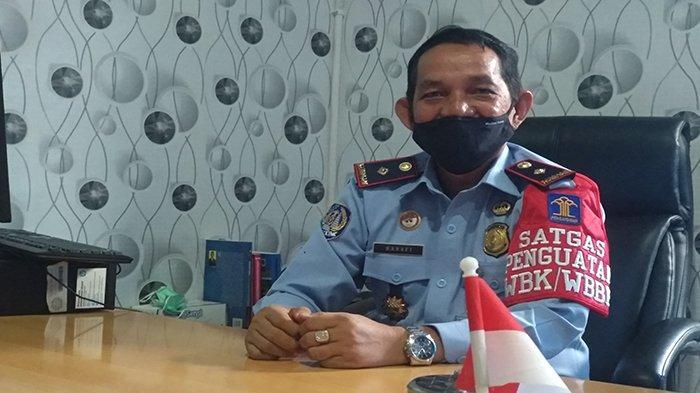 Imigrasi Kelas III TPI Putussibau Gagalkan 7 Orang Warga Makassar Menuju Malaysia