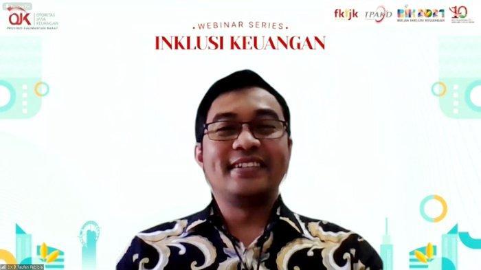Kepala Perwakilan BEI Kalbar Taufan Febiola Pastikan Investor Pasar Modal di Indonesia Tumbuh