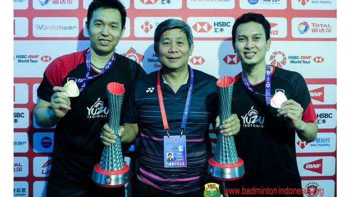 Daftar Juara Badminton BWF World Tour Finals 2019 Guangzhou