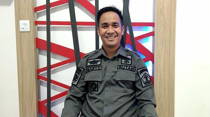 Kepala Rutan (Karutan) Kelas II A Pontianak, Sumaryo.
