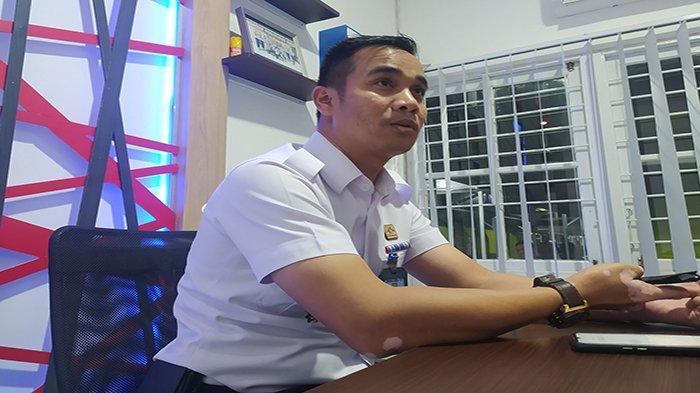 Kepala Rutan Kelas IIA Pontianak, Sumaryo.