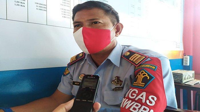 Rutan Sanggau Asimilasi 204 Narapidana, Ini Pesan Kepala Rutan Sanggau