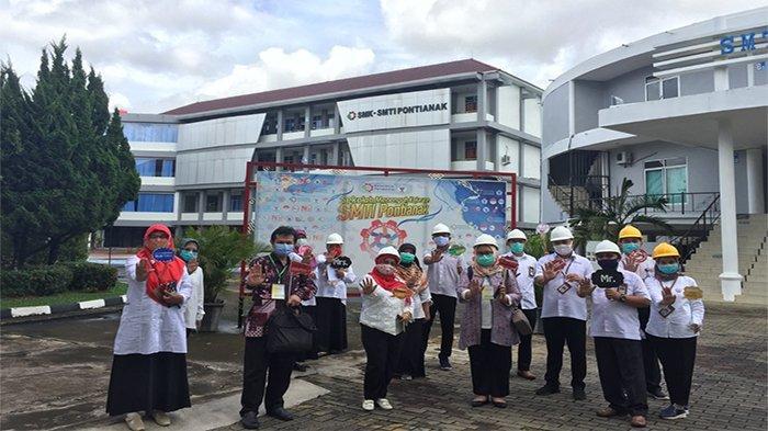 SMK SMTI Pontianak Menuju Wilayah Birokrasi Bersih dan Melayani