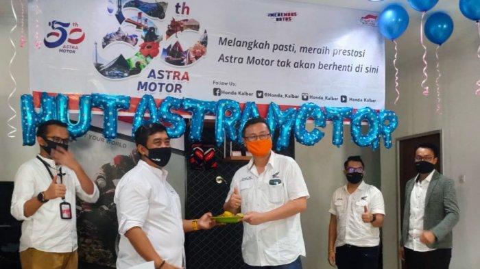 Semarak HUT Ke-50, Astra Honda Motor Komitmen Terus Berikan Layanan Terbaik Bagi Konsumen