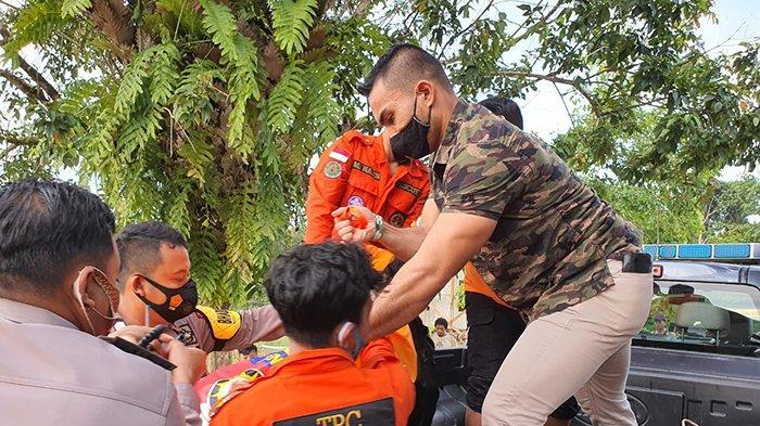 Seorang Pelajar SMKN Putussibau Meninggal Dunia Tenggelam di Sungai Sibau