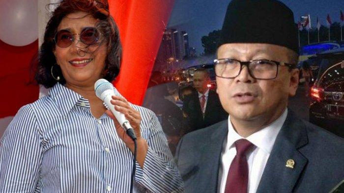 Susi Pudjiastuti Buka Suara - Edhy Prabowo Menteri Kelautan & Perikanan Ikuti Jejak Susi Pudjiastuti