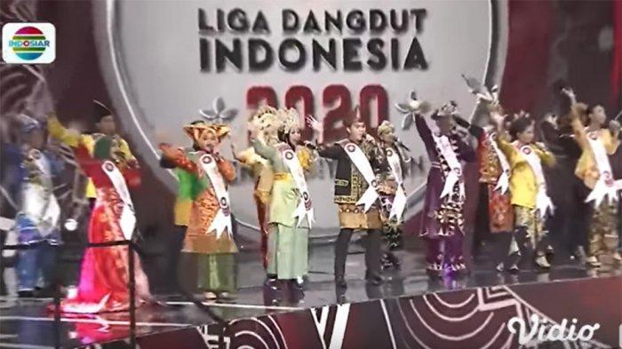 Liga Dangdut Indonesia 2020 | Daftar Top 70 dari 34 Provinsi & Cara Dukung Duta LIDA 2020 Favoritmu