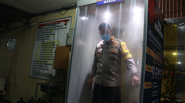 FOTO: Kapolresta Beri Keterangan Terkait Penutupan Jalan Gajah Mada Pontianak - keterangan-kapolrestajalan-gm.jpg