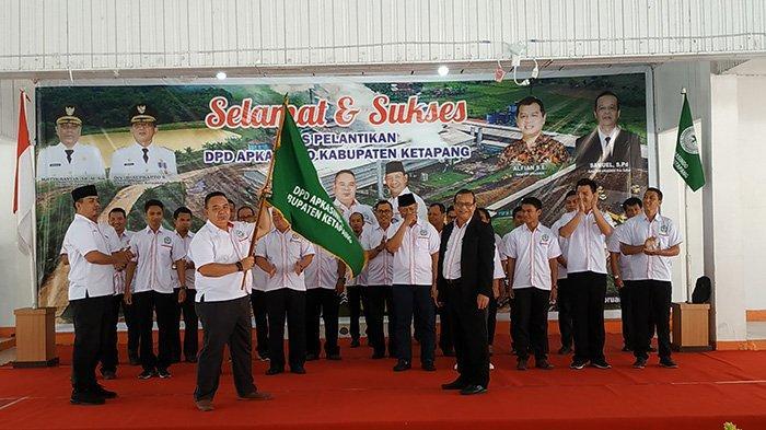 Pengurus DPD Apkasindo Ketapang Resmi Dilantik, Siap Bantu Sejahterakan Petani Sawit