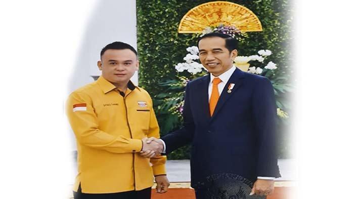 Suyanto Tanjung Sebut Telah Sampaikan Masalah Pemekaran Kapuas Raya Langsung ke Presiden Jokowi