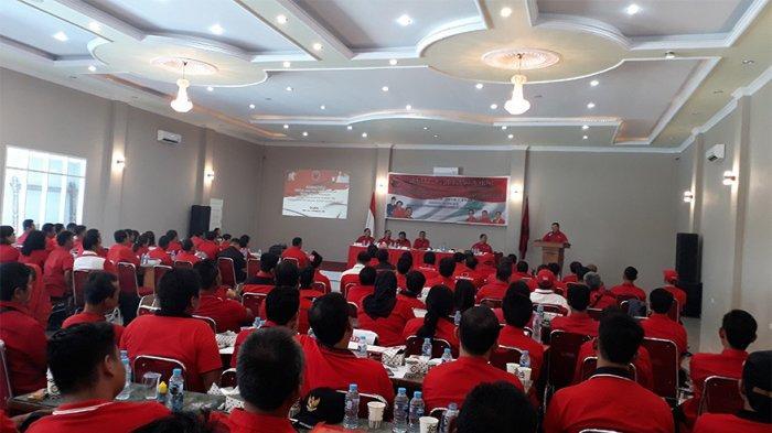 Masuk Daftar Diusulkan Jadi Calon Ketua DPC PDI-P Sanggau, Jumadi: Siap Jika Dipercaya