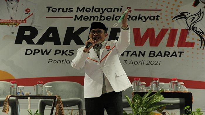 Arif : Saya Ingin PKS Semakin Banyak Berbuat Untuk Rakyat