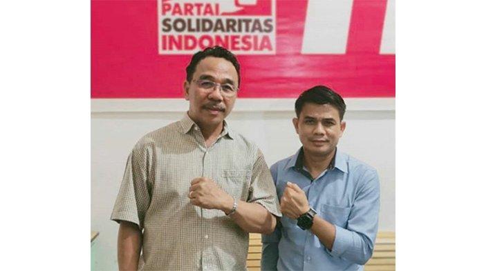 Alexius Akim Dorong Kader Muda PSI Kalbar Maju Pilkada