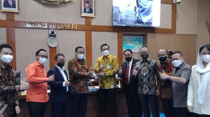 Legislator Kalbar Maman Abdurrahman Dilantik Jadi Pimpinan Komisi VII DPR RI