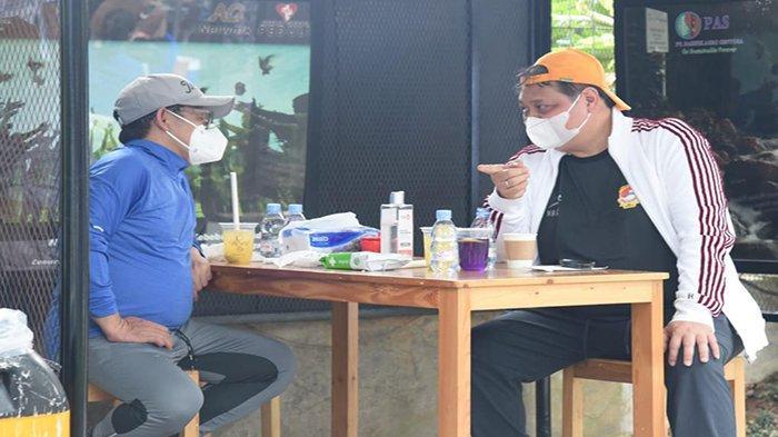 Pertemuan Airlangga Hartarto-Abdul Muhaimin Iskandar : Ini Semakin Intens, Semakin Bagus