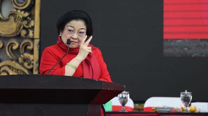 Perintah Megawati Respons Bendera PDIP Dibakar, Sesuai Makna Mata Merah di Lambang PDI Perjuangan?