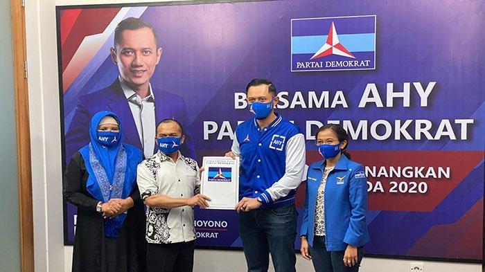 5 Bapaslon Dapat Rekomendasi Demokrat untuk Pilkada di Kalbar, Erma: Pesan AHY Wajib Menangkan