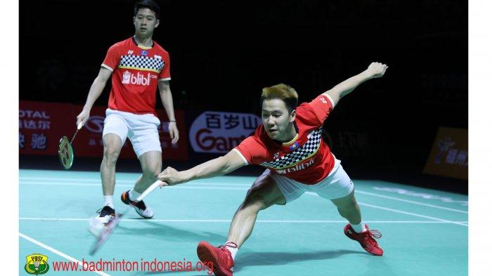 UPDATE Hasil Semifinal BWF World Championship 2019, Anthony Ginting Kontra Kento Momota di Final