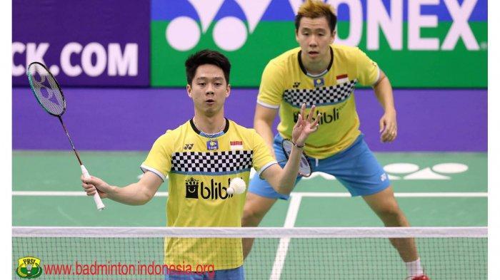 Lengkap Daftar Atlet Indonesia di Olimpiade Tokyo! Badminton Full Team Termasuk Kevin/Marcus