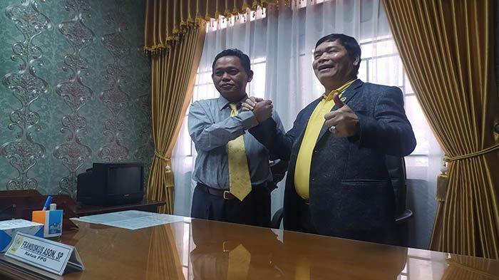 Ason Jabat Ketua dan Erry Sekretaris, Berikut Susunan Fraksi Partai Golkar DPRD Provinsi Kalbar
