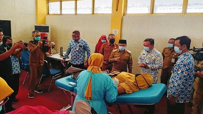 Tenny C Soriton: Sambas dan Kubu Raya Terpilih Sebagai Daerah Percontohan Pelayanan KB MKJP