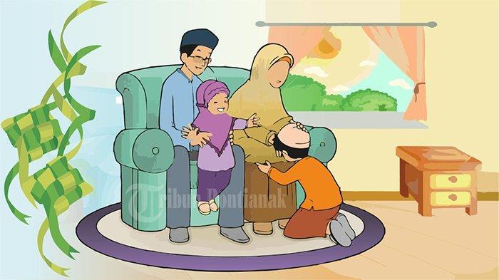 KUMPULAN Kata-kata Ucapan Selamat Idul Fitri 1442 Hijriyah & Penetapan 1 Syawal Hari Raya Idul Fitri