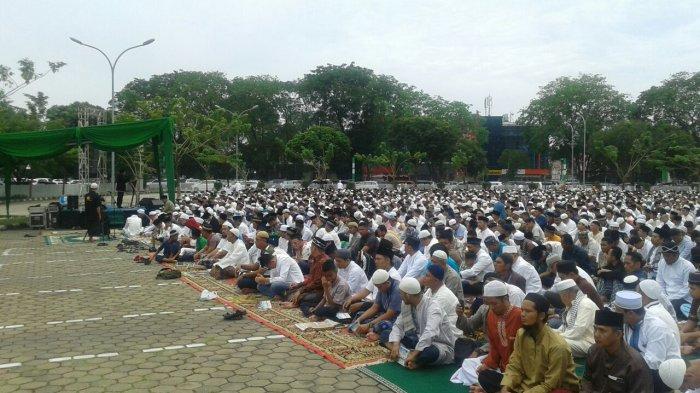 Teks Khotbah Idul Fitri Selesai Sholat Idul Fitri di Rumah saat 1 Syawal 1441 H