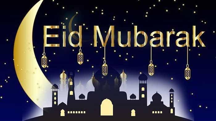 CONTOH KHUTBAH Idul Fitri 13 Mei 2021 & Download Materi Khotbah Sholat Eid Terbaru