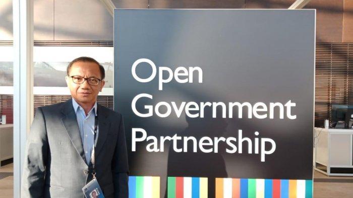 Terkait Pengesahan UU Cipta Kerja, Gede Narayana: Akses Informasi Publik Wajib Dibuka