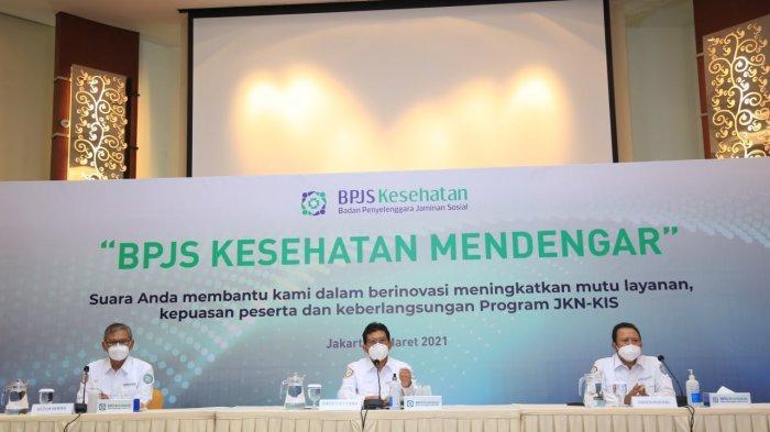BPJS Kesehatan Mendengar Rangkum Aspirasi dari Stakeholders JKN-KIS