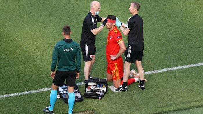 GOLLL! Update Klasemen EURO Live 2021 Kieffer Moore Balas Gol Breel Embolo di Laga Wales Vs Swiss