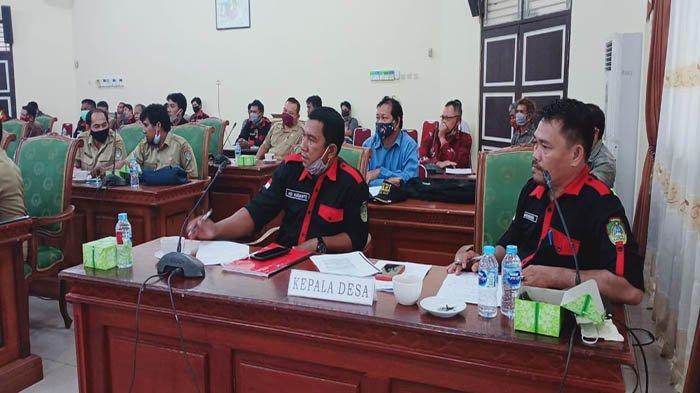 Pabrik Kelapa Sawit PT PBL di Desa Engkadu Terancam Dilarang Terima Tandan Buah Segar