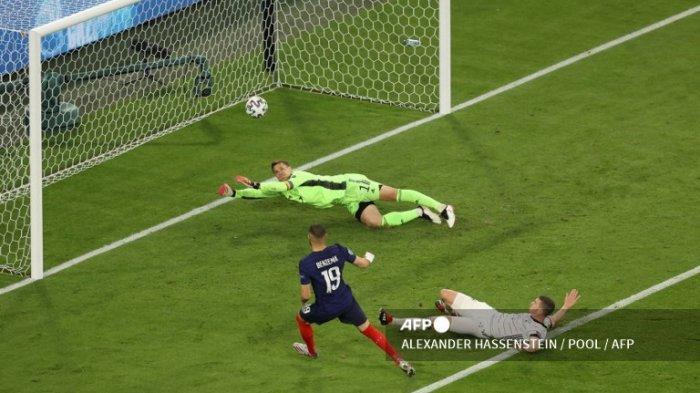 Bagaimana Peluang Jerman Lolos Babak 16 Besar Euro 2021 Setelah Kalah Lawan Prancis di Piala Eropa?