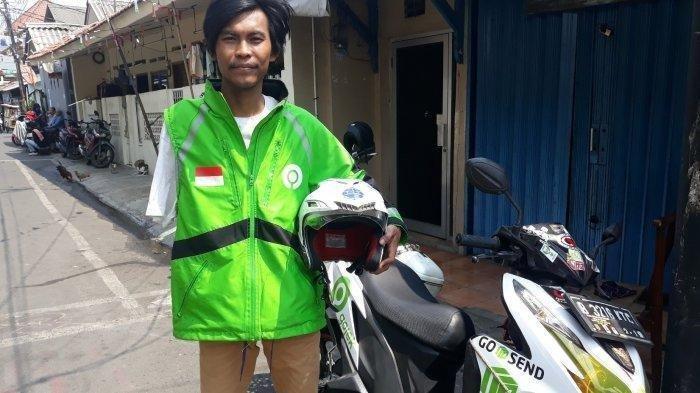 KISAH Driver Gojek Penyandang Disabilitas! Pantang Menyerah, Terinspirasi Yoko Pendekar Rajawali