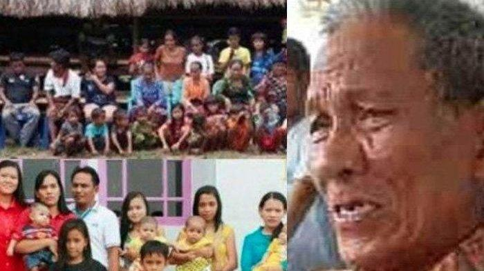 KISAH Engkong Asan Nikahi 94 Wanita, Curhat Dibohongi Istri Terakhirnya