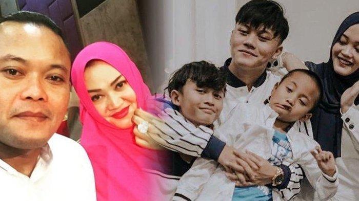 KISAH Haru Sule Penuhi Janji untuk Lina, Kado Terakhir Ayah Rizky Febian untuk Sang Mantan Istri