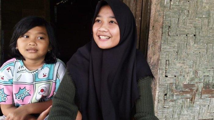 KISAH Siti Nuraida - Gadis 16 Tahun Hidup Sebatang Kara di Gubuk Reot, Ibu Meninggal Ayah Kawin Lagi
