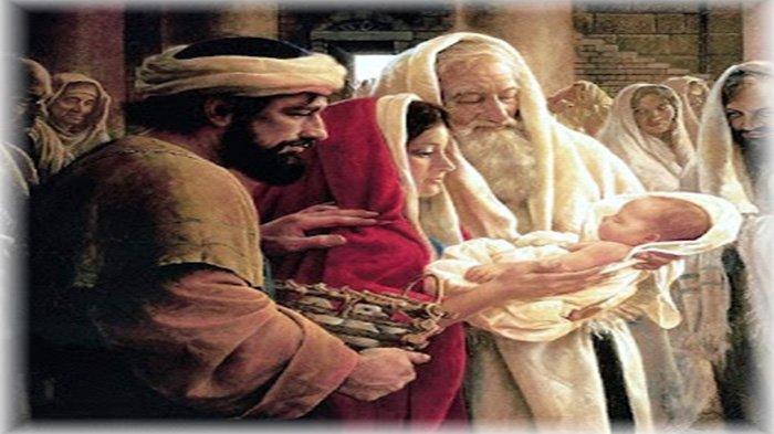Kisah Tokoh Israel Sejati, Simeon, Santo Sergius dan Bakhus - Riwayat Orang Kudus Katolik 8 Oktober
