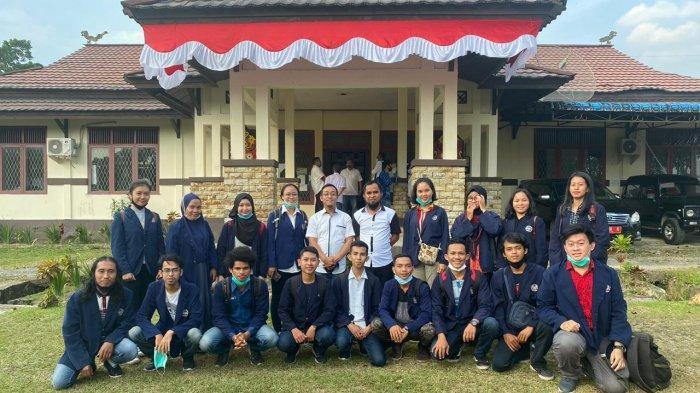 KKM di Desa Sendiri, Gaya Baru Kuliah Kerja Mahasiswa FMIPA Untan di Masa Pandemi Covid-19