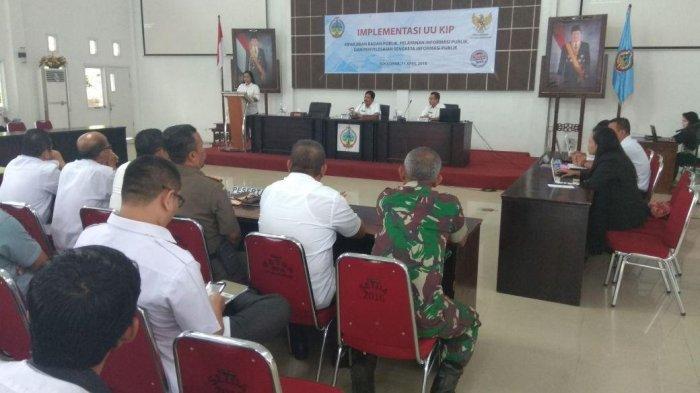 Pemkab Kayong Utara Harus Sediakan Sarana Informasi Bagi Warga